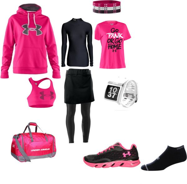 """""""Running outfit"""" by crystalm16 on Polyvore"""