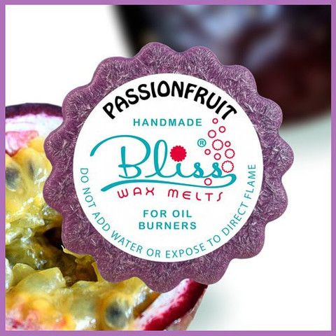 Bursting with a juicy sense of tartness. This wax melt produces a revitalising passionfruit scent, an aroma often compared to the combination of pineapple, mandarin and orange
