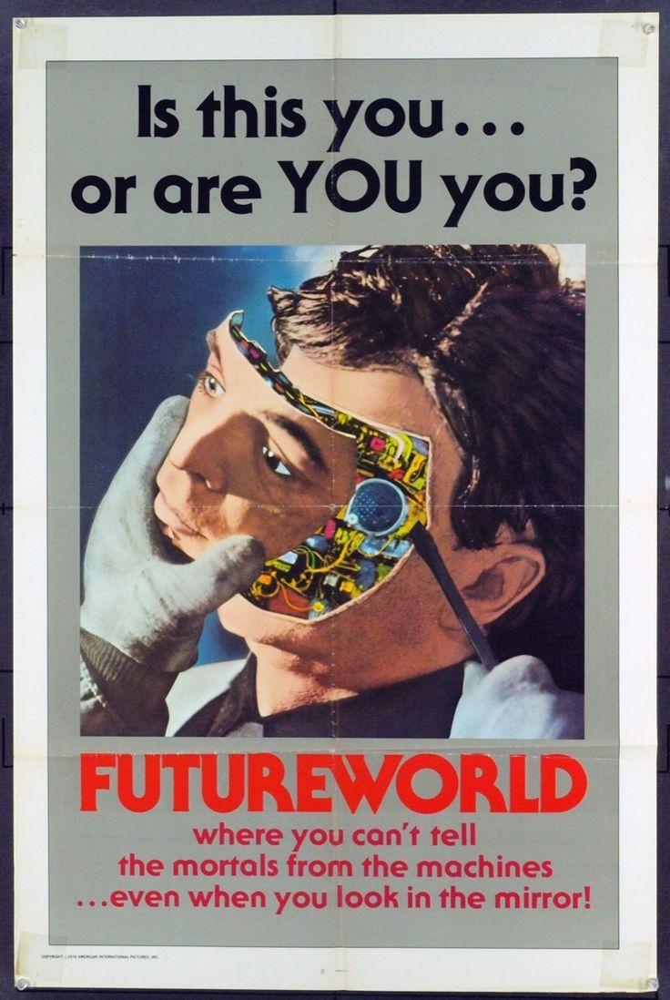 Image result for old westworld poster