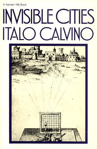 Invisible Cities by Italo Calvino