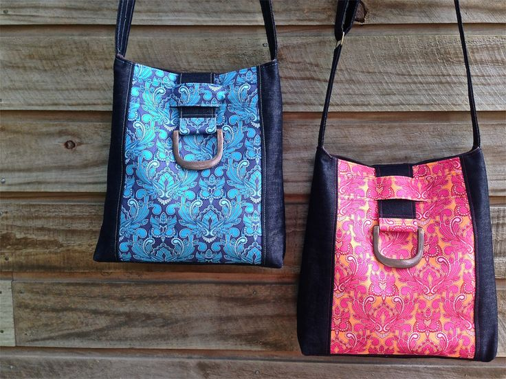 70s Buckle Bags - stunning brights with design detail dating back to the 70s ...