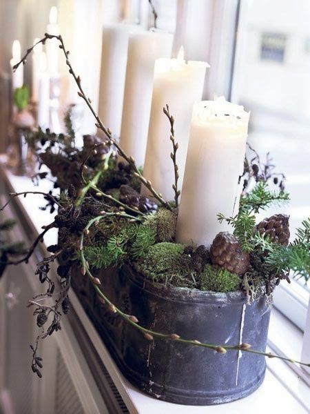 Best 25+ Rustic Winter Decor Ideas Only On Pinterest | Country Winter  Decorations, Christmas 2016 And When Is It Christmas