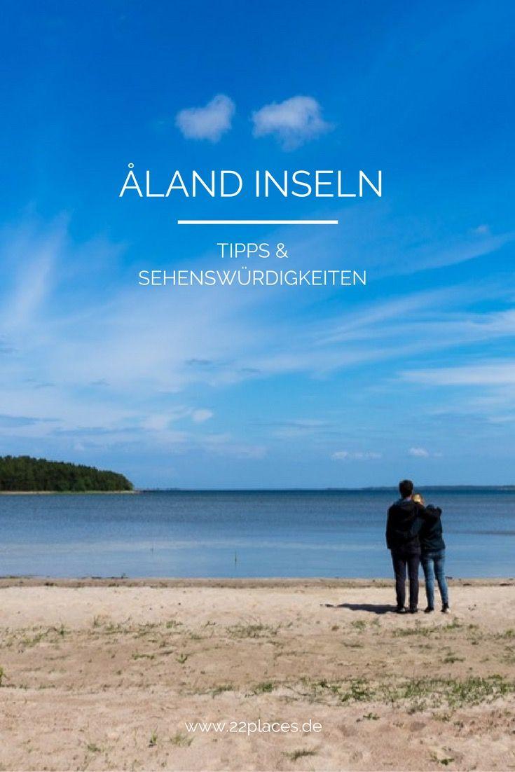 Åland Inseln: Tipps und Sehenswürdigkeiten für deine Reise