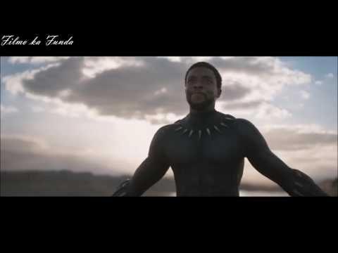 BLACK PANTHER TV SPOT Trailer NEW (2018) Superhero Movie Filmo ka Funda