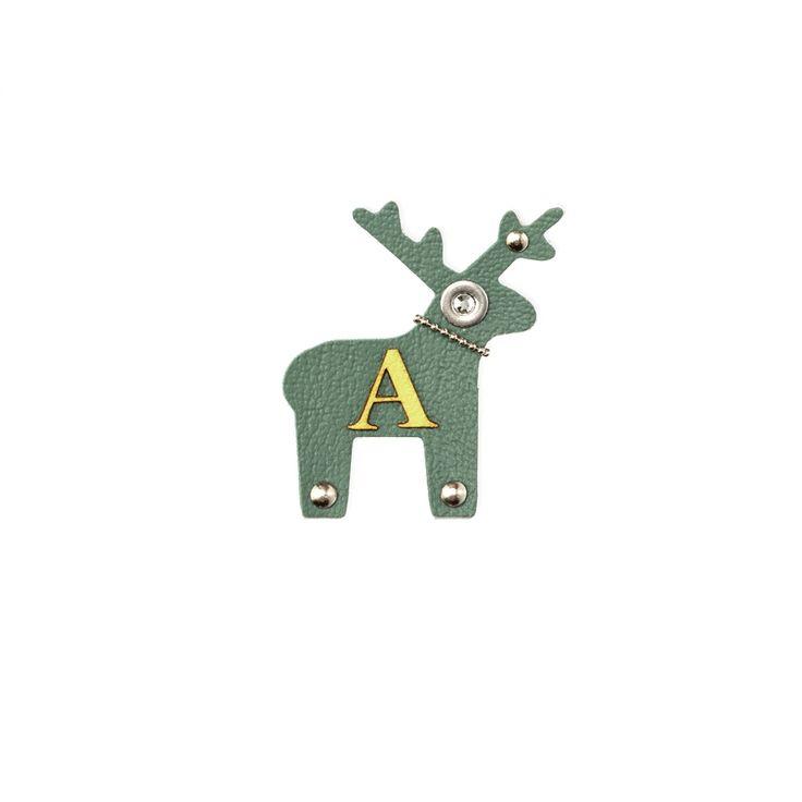Jelení šperky monogramy Albert