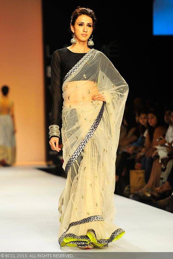 Payal Singhal at India Fashion Week. Available at BIBI LONDON    Email Mandy // contact@bibilondon.com