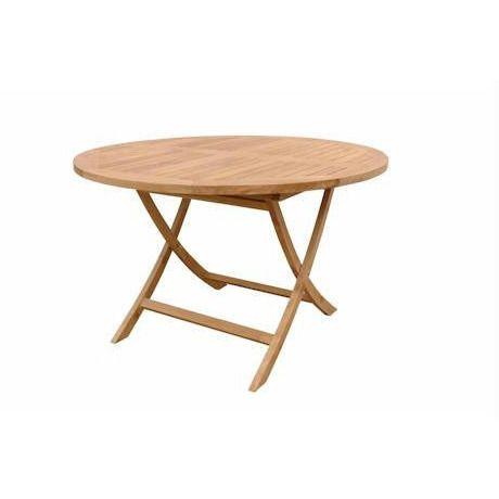 Bahama 47 Inch Round Folding Table