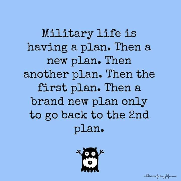 Best Military Spouse Memes Images On   Military