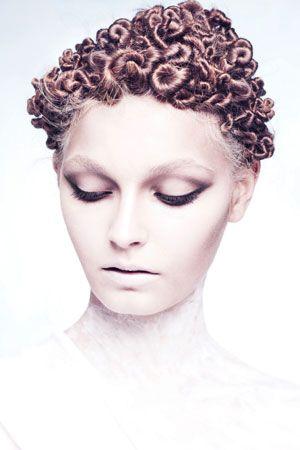 Hair: Jonathan de Francesco for Brooks+Brooks. Make-up: Jairo Dual Bayo. Products: L'Oréal. Photography: Jenny Hands