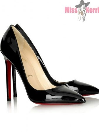 Туфли Christian Louboutin Pigalle 120