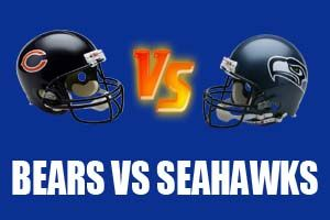 Watch Chicago Bears vs Seattle Seahawks Game Live Online Stream