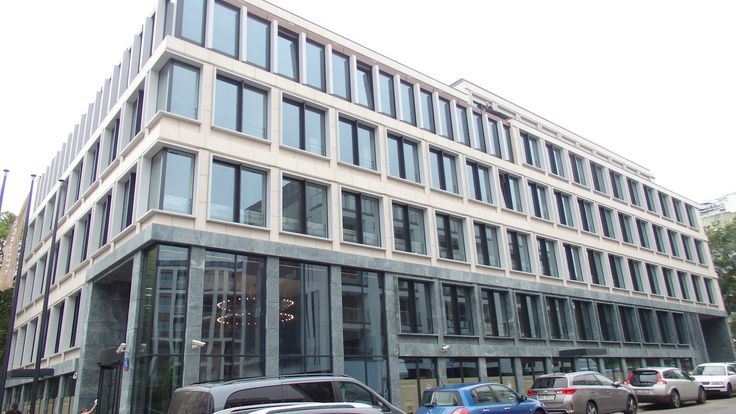 » Carpathia Office House #biurowce #warszawa