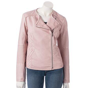 b7ed1111f83b Apt 9 leather jacket. Clothing stores