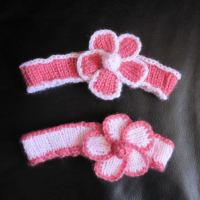 Childs Knitted Headband Pattern : Pin by Heather Gutman on Cool knitting projects (and some crochet)