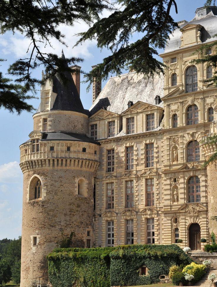 Château de Brissac, Pays de la Loire, France