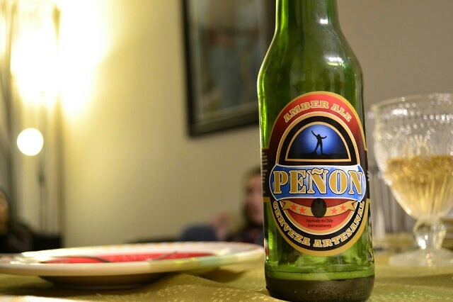 Cerveza peñon excelente