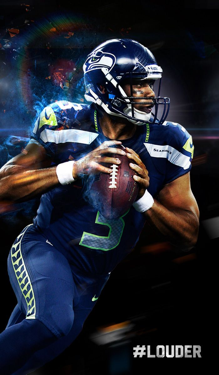 Russell Wilson is not only one of my favorite football QB's, but also one of my religious hero's because he openly supports his faith in Christ not only through himself, but also his team.