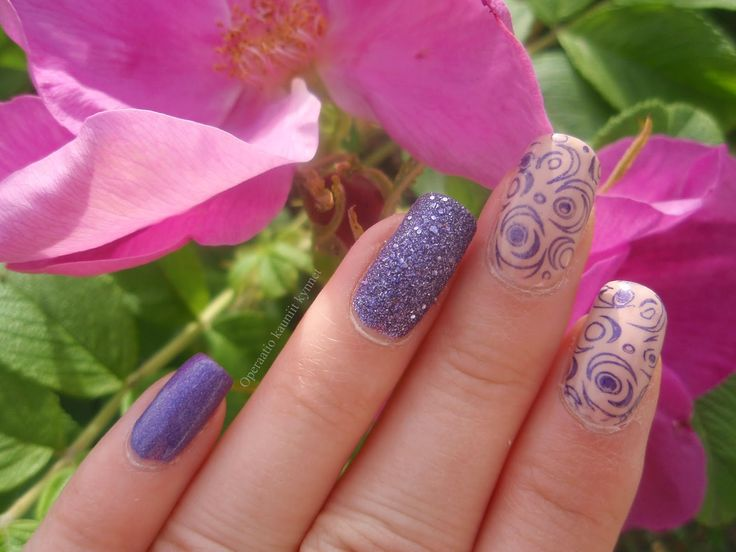 Essie Spin The Bottle, ILNP Charmingly Purple, ILNP Purple Plasma, IsaDora Purple Crush