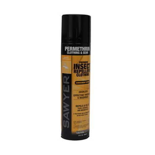 Sawyer 9-ounce Permethrin Aerosol Insecticide Spray