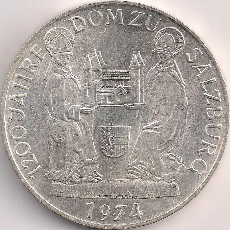 Motivseite: Münze-Europa-Mitteleuropa-Österreich-Schilling-50.00-1974-Dom zu Salzburg