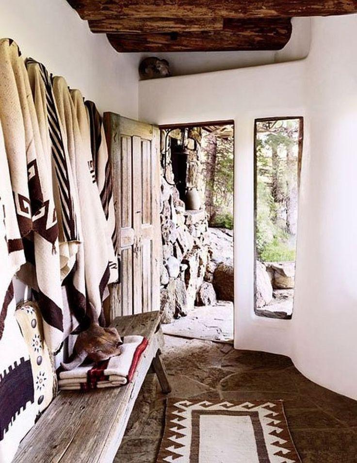 Magnific peisaj, superbă cabană în stil western / Ralph Lauren mountain retreat