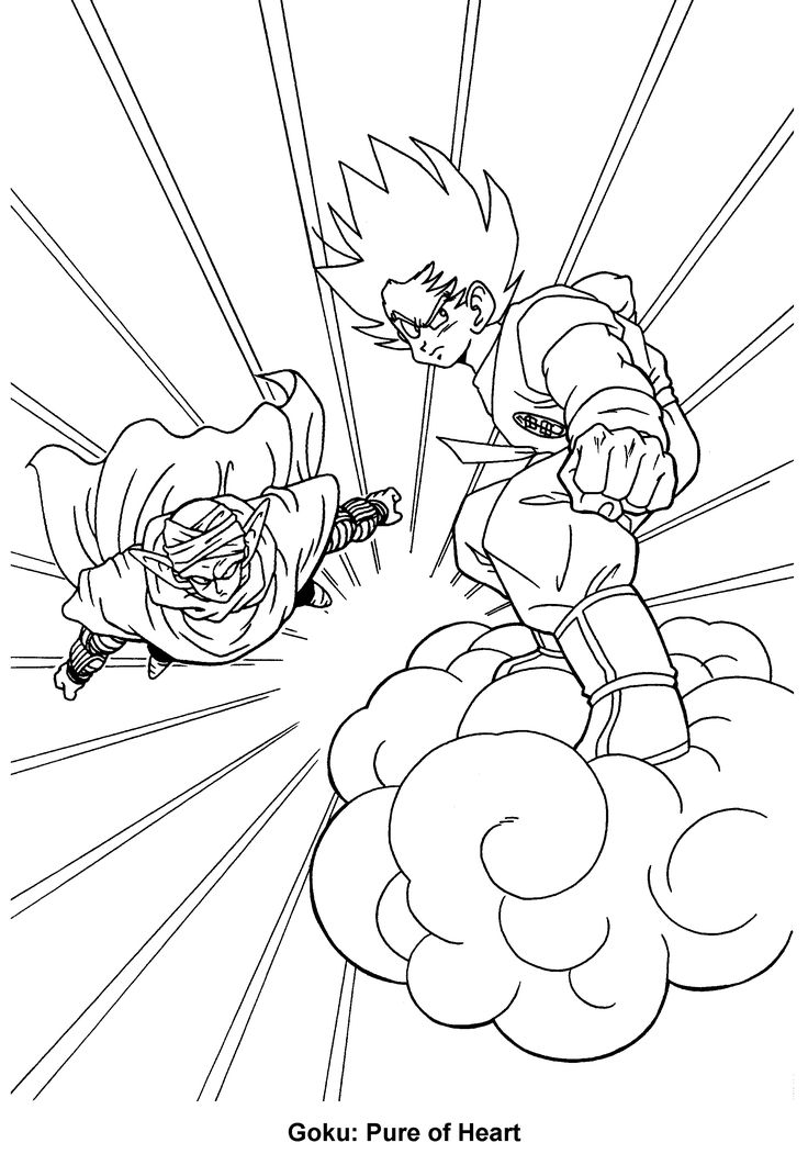 dragon ball z coloring pages on coloring bookinfo cartoon dragon