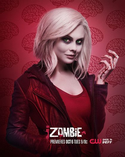 just watch the season 2 of izombie  I WAS THRILLED!!! Amazing first episode, already making me suspicious and also cant wait for the next episode!! Amazing amazing amazing!!