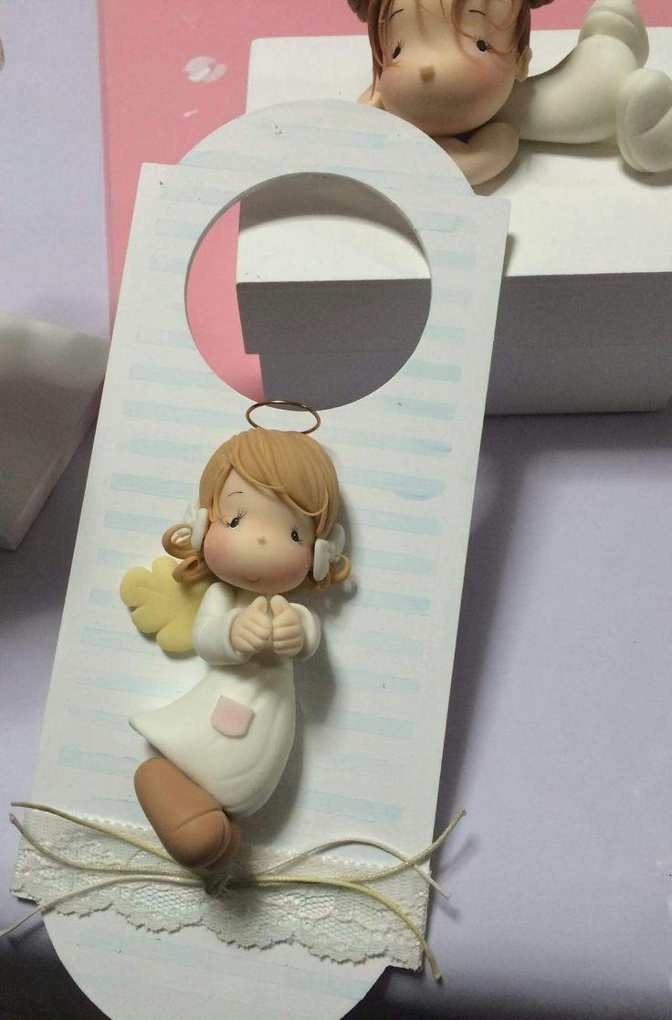 Un ángel en mi puerta