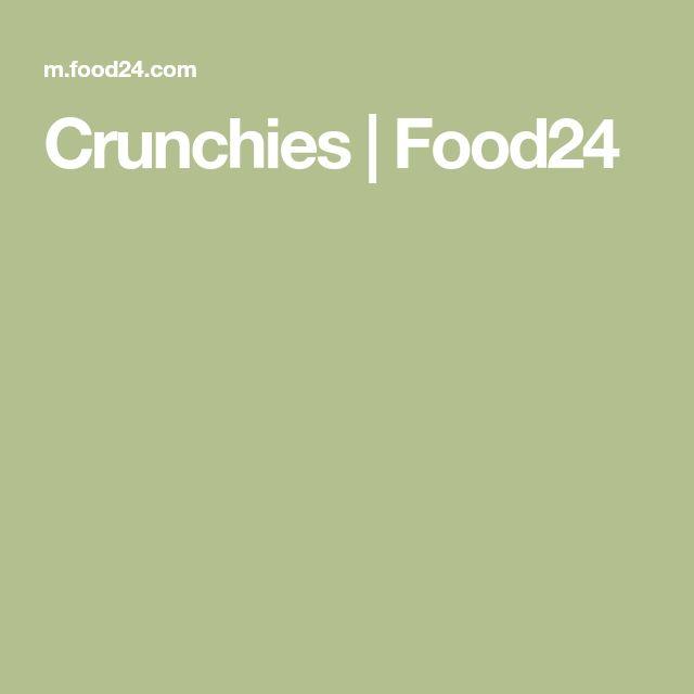 Crunchies   Food24