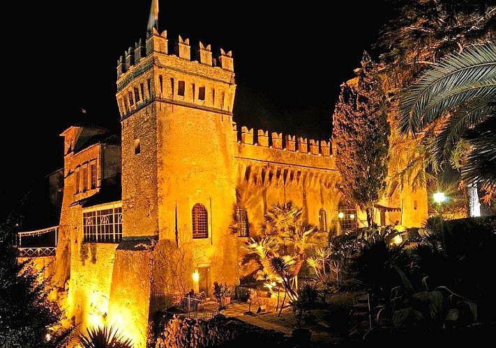 CASTELLO DI TORCRESCENZA - Castello Roma Lazio | Matrimoni e ricevimenti