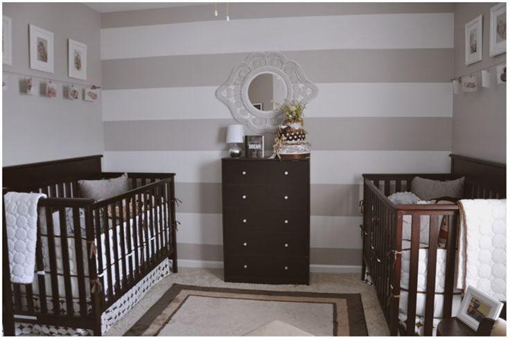 52 besten babyzimmer f r zwillinge bilder auf pinterest zwillinge rund ums haus und babybetten - Babyzimmer zwillinge ...