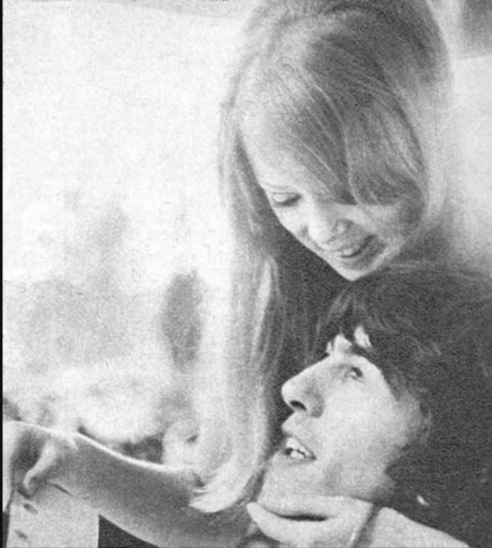 2439 best images about Pattie Boyd on Pinterest | The muse ...