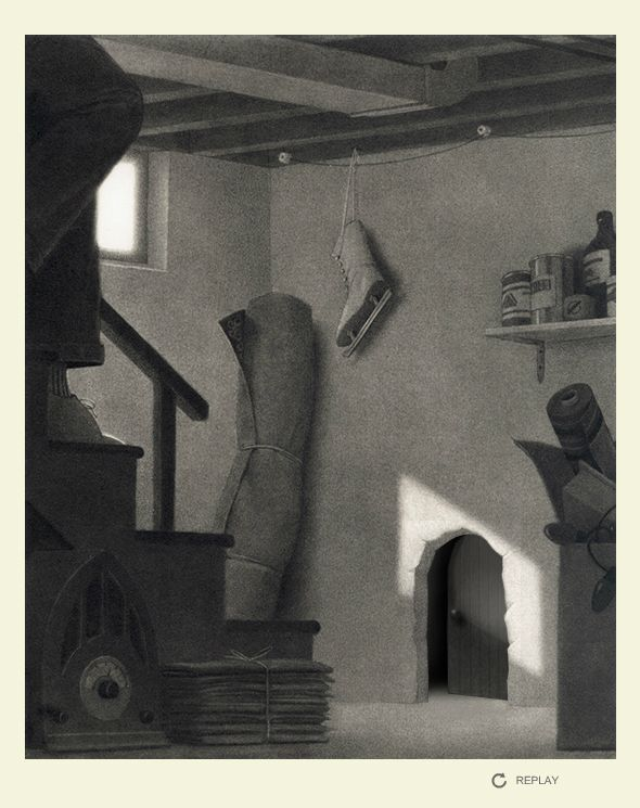 Animated Version Of The Uninvited Guest By Gilbert Design Chris Van Allsburg The
