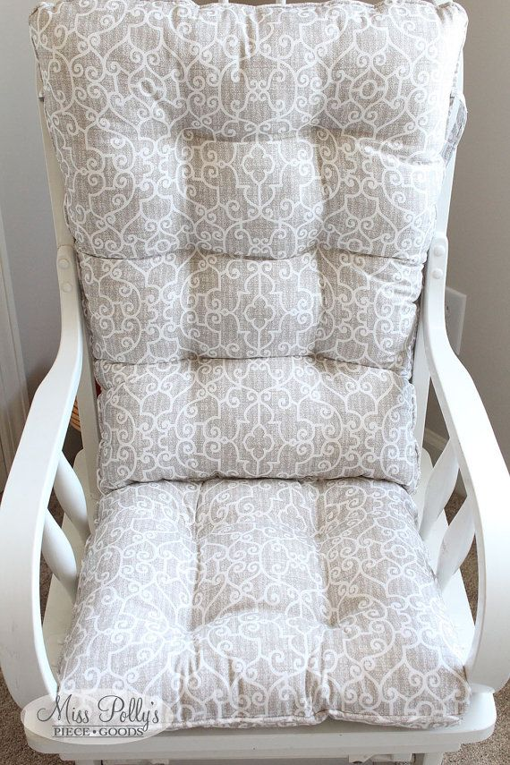 Best 25 Rocking chair cushions ideas on Pinterest  House