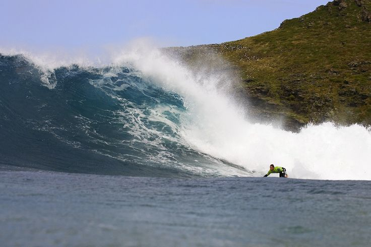 La gran ola de Pantín...impresionante!!!. Valdoviño (A Coruña). Galicia. Spain.