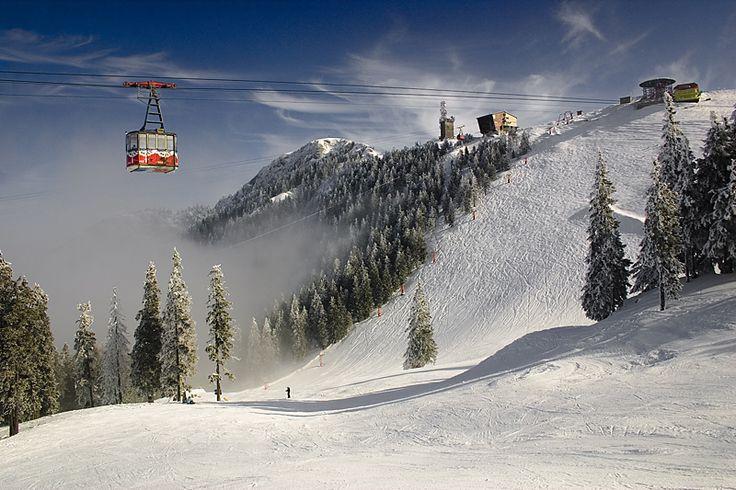 brasov | Poiana Brasov Ski Resort - SkyscraperCity