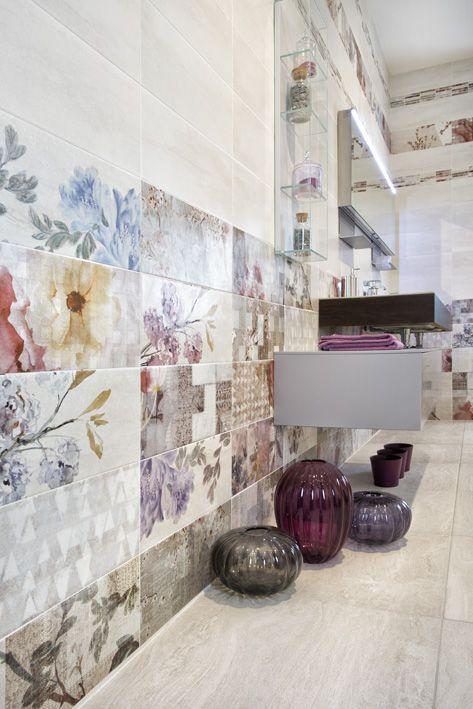 Piastrelle Giverny per bagno e cucina