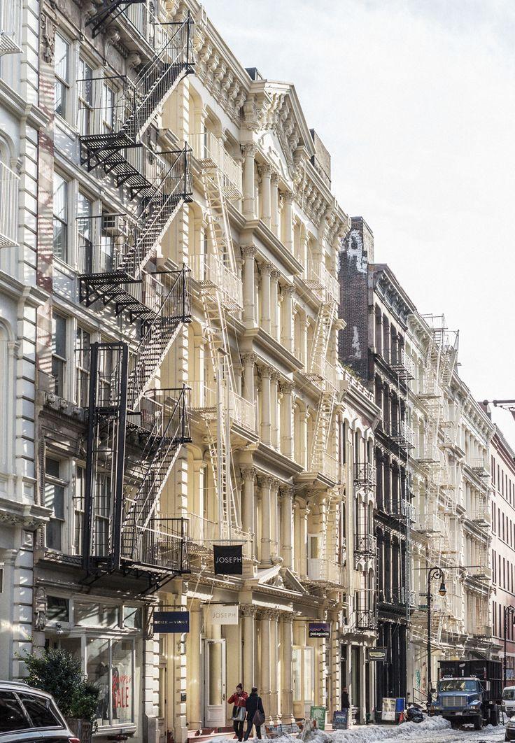 New York / Soho / Travel / Noora&Noora nooraandnoora.com