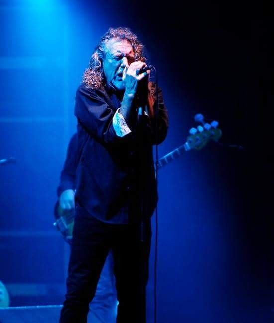 Robert Plant @ The Manchester Apollo, Manchester England, October 29th, 2013 The Sensational Space Shifters Tour.