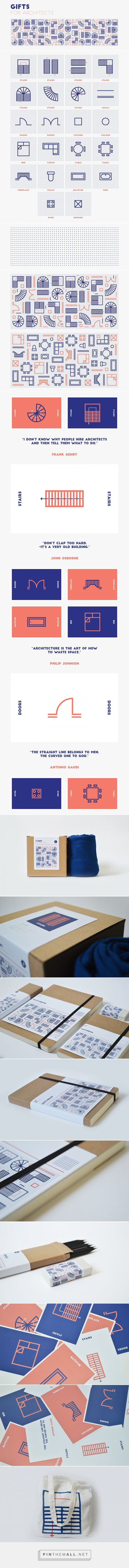 Gifts for Architects on Behance - created via https://pinthemall.net