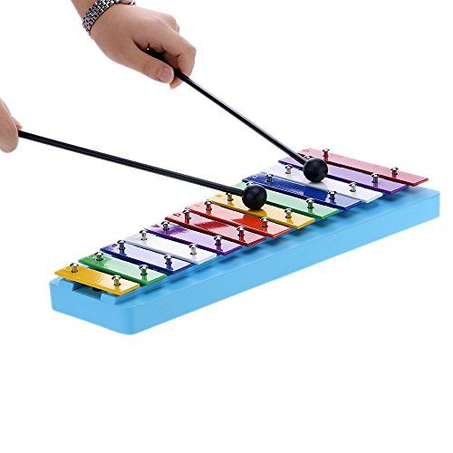 Andoer-13-Bar-Kids-Glockenspiel-Xylophone-Colorful-Note-of-Educational-Percussion-Instrument-Rhythm-Toy-for-Baby-Toddler-Children