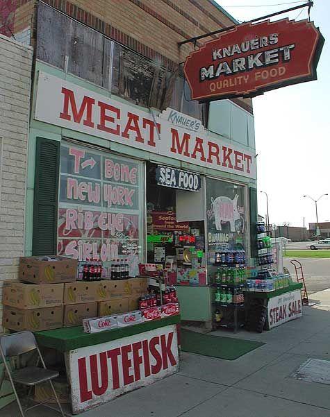 Knauer's Meat Market - Austin, Minnesota
