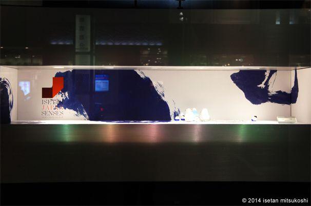 伊勢丹 新宿店本館 2014年4月 ショーウインドー8