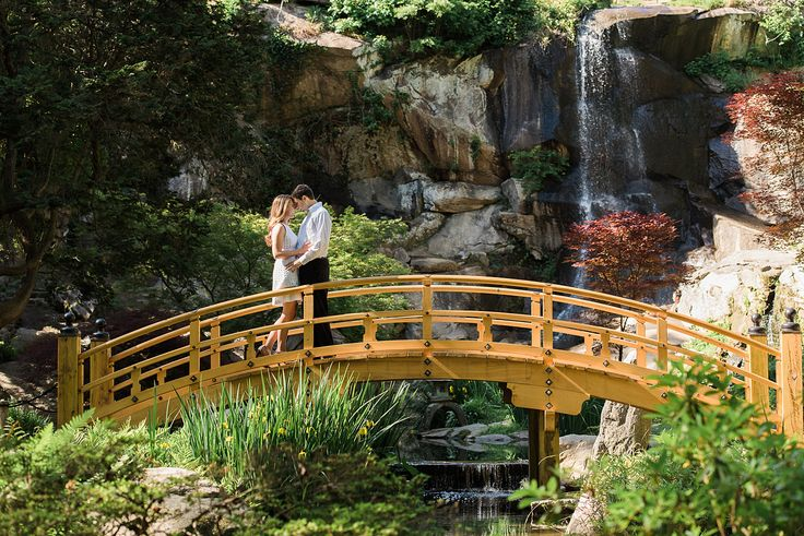Joanna   Nick's Fun Engagement Photos at Maymont Park   Richmond Wedding and Engagement Photography