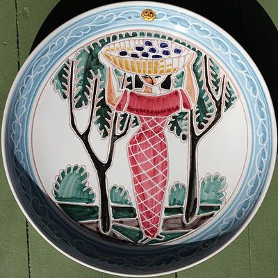 Keramikk: Elle Plate.design by Arvid Furuheim