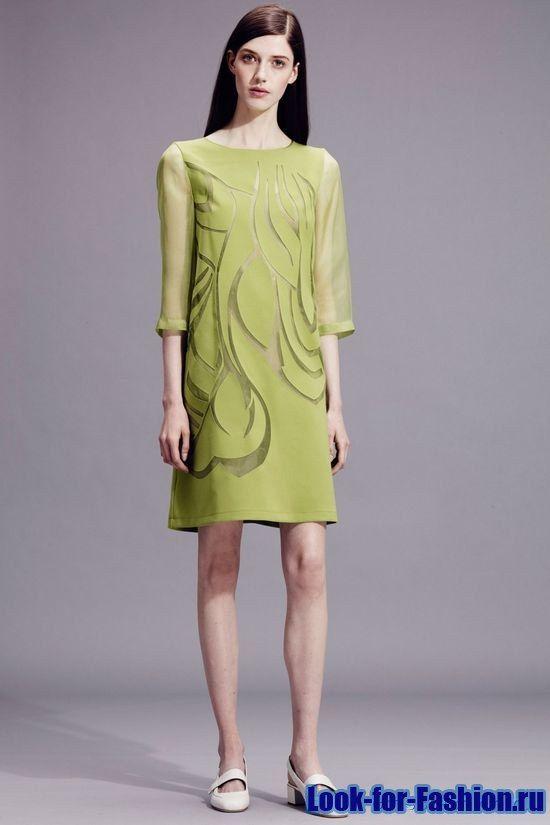 Салатовое платье, платье салатового цвета