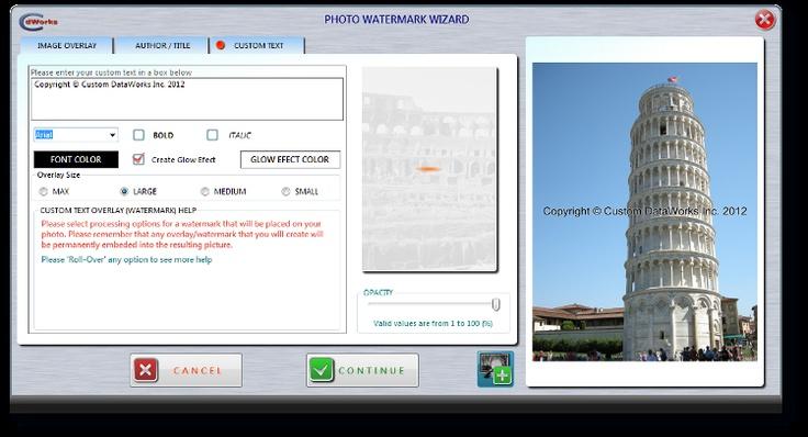 Digital Photo FREE Watermarking application.Cdwork Photos, Photos Helpers, Photos Exif, Free Watermark, Digital Photos, Watermark Application, Photos Free, Photos Watermark