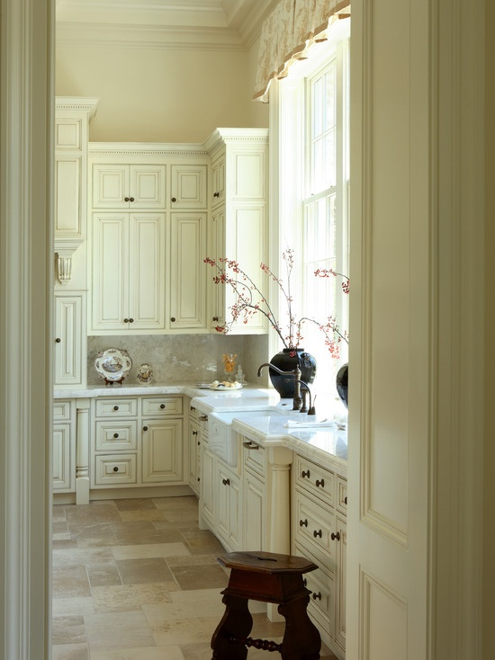 17 Best Images About White French Country Kitchens On