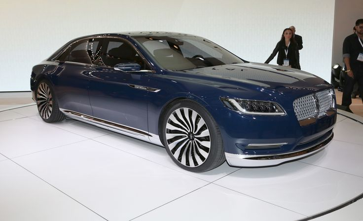 Lincoln Continental Concept: It's Already Headed for Production