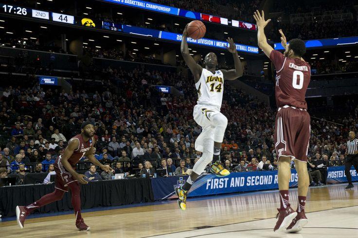 Hawkeyes' Jok will test NBA chances